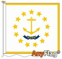 RHODE ISLAND ANYFLAG RANGE - VARIOUS SIZES